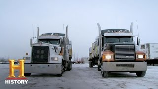getlinkyoutube.com-Ice Road Truckers: Road Rivals (Season 10) | History