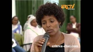 getlinkyoutube.com-ኤርትራ Eritrean Merhaba Interview with Bisrat About Her Martyr Father Andeberhan - Part 2 - Eritrea TV
