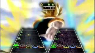 getlinkyoutube.com-Dragon Ball Kai - Dragon Soul [Guitar Hero III] Custom Chart