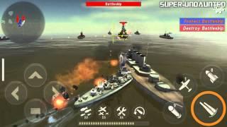 getlinkyoutube.com-[WARSHIP BATTLE] Episode 6 Mission 5 - Fleet Retreat