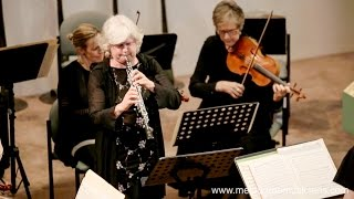 Anne Gilby: Allegro from Giuseppe Sammartini Oboe Concerto in F major