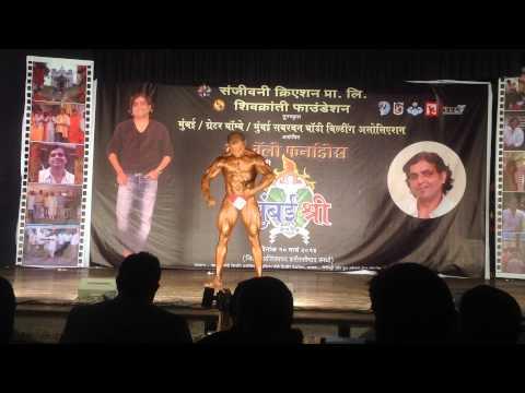 Valley Fernandes Mumbai Shree 2014