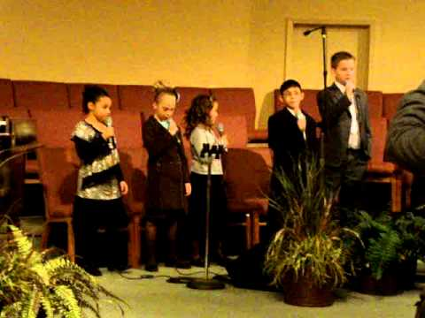 Blessed Be The Name of The Lord by Life Tabernalce Kids Praise Group