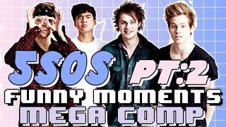5 Seconds of Summer 5SOS Funny Moments Crack Humor MEGA COMP Pt:2