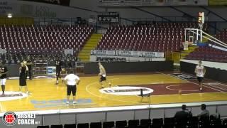 getlinkyoutube.com-Basket Coach: esercizi di tiro con la Reyer Venezia