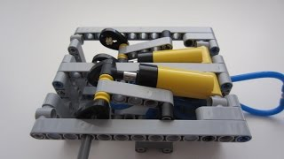 getlinkyoutube.com-LEGO simple pneumatic engine