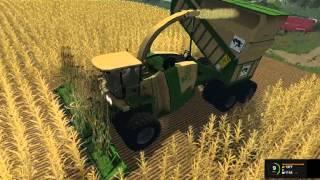 getlinkyoutube.com-Farming Simulator 2015 Krone BIG X Cargo
