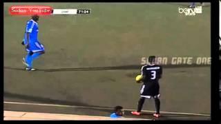 getlinkyoutube.com-ابداعات نجم الهلال نزار حامد وهدف مباراة الهلال ومازيمبي