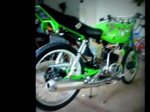 Suzuki Ax 100 Racing No Wiri El D' La Nota Alta ... ** The N