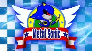 getlinkyoutube.com-Metal Sonic in Sonic the Hedgehog - Walkthrough