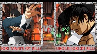 getlinkyoutube.com-[Mugen 1.1 HD] - Iori Yagami (By KILL) vs. Orochi Iori (Both by KILL) -  Link download