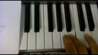 getlinkyoutube.com-كيفية عزف تيتانك على البيانو Easy made