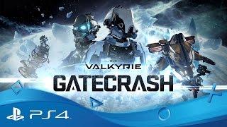 getlinkyoutube.com-EVE: Valkyrie   Gatecrash Trailer   PlayStation VR