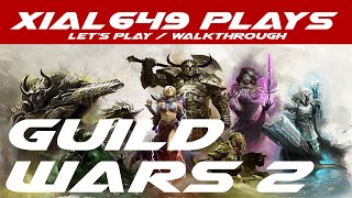 getlinkyoutube.com-Guild Wars 2 Norn/Warrior Playthrough - The Legend of Tindelhorn (Part 1) (Lvl 1-5)