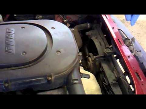 Come togliere l aria dal circuito Dell acqua del motore Fiat punto