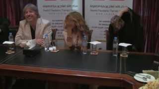 getlinkyoutube.com-نوال الزغبي في زيارة لمركز راشد لعلاج ورعاية الطفولة