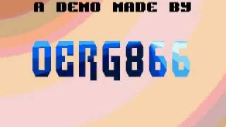 getlinkyoutube.com-MDEM's First by MDEM (Mega Drive / Genesis demo)