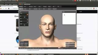 getlinkyoutube.com-Criando Personagens com Makehuman e Blender 2.6.flv