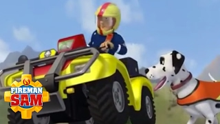 getlinkyoutube.com-Fireman Sam Season 9 - BEST Rescues - Cartoons for Children
