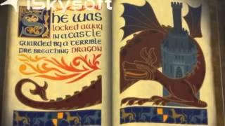 getlinkyoutube.com-Shrek tears a page from a fairy tale book