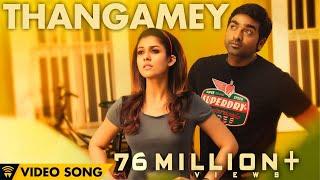 getlinkyoutube.com-Naanum Rowdy Dhaan - Thangamey | Official Video | Anirudh | Vijay Sethupathi | Vignesh Shivan