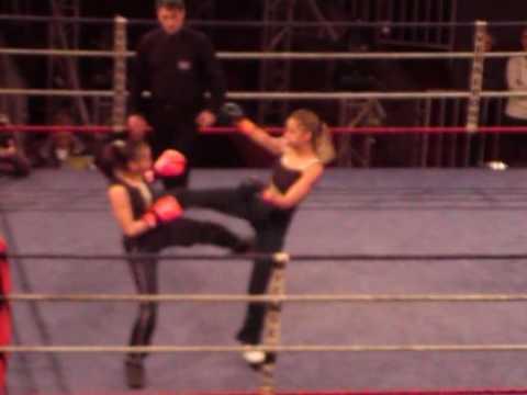 nuit des titans chauss'fight el abraoui-capell boxe round 1