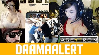 getlinkyoutube.com-Pink Sparkles Twitch Drama - Kaceytron vs Keemstar - Trick2g Banned - OpTic Killa DDoS #DramaAlert