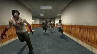 getlinkyoutube.com-Zombie Invasion in Counter Strike! (L4D2, HD-Video)