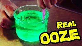 getlinkyoutube.com-How to Make GLOW-IN-THE-DARK Ninja Turtles Mutagen Ooze