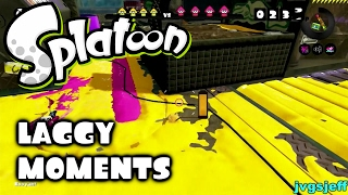 getlinkyoutube.com-Splatoon - Laggy Moments