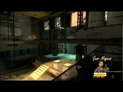 Half Life 2 Episodio 1 en Espaol Parte 12 por Guar Guia en Dificil