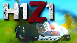 getlinkyoutube.com-H1Z1 - Our First Car!! (H1Z1 Funny Moments!)