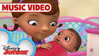 Baby Bath Time! | Doc McStuffins | Disney Junior width=