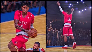 getlinkyoutube.com-MOST FUN ALL STAR GAME EVER   NOT ANOTHER BUZZER BEATER   NBA 2k16 MyCareer