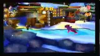 Tom And Jerry: War Of The Whiskers PS2 Gameplay