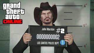 getlinkyoutube.com-GTA Online Tutorial #2 - How to Look Like John Marston! - Next Gen Gameplay