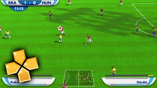 getlinkyoutube.com-FIFA 2010 World Cup PPSSPP Gameplay Full HD / 60FPS