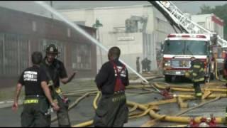 getlinkyoutube.com-06.27.10 - 4th Alarm; 34th & Indiana Ave., Philadelphia PA