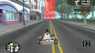 Starter Save - Part 38 - The Chain Game - GTA San Andreas PC - complete walkthrough-achieving ??.??%