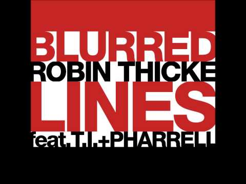 Blurred Lines - Robin Thicke feat. Pharrell Williams & T.I