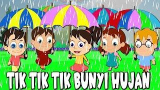 Tik Tik Bunuy Hujan | Lagu Anak-Anak Indonesia Terpopuler | Kumpulan | Lagu Anak TV