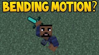 getlinkyoutube.com-Minecraft Unlikely Features - BENDING MOTIONS?