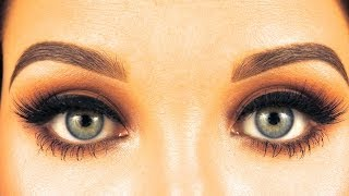 getlinkyoutube.com-How To Fill In / Sculpt Eyebrows | Jaclyn Hill