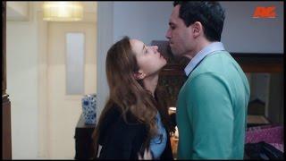 مواجهة عنيفة بين حاتم ومريم بسبب المخدرات تنتهي بالإنفصال - مسلسل تحت السيطرة