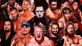 getlinkyoutube.com-Royal Rumble 2016 Dream Entrances