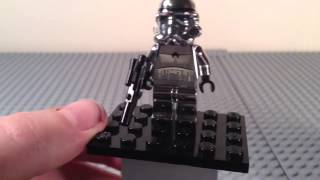 lego star wars 2853590 chrome stormtrooper review