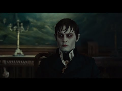 DARK SHADOWS - OFFICIAL TRAILER 1  [HD]