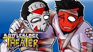 Battleblock Theater - MUCH FAIL MUCH RAGE! With Cartoonz!