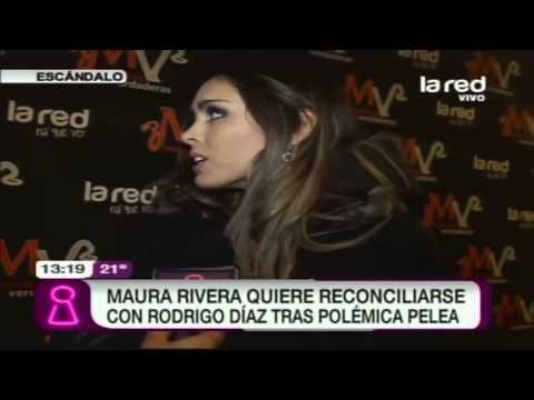 ¿Yamna Lobos quebró la amistad de Rodrigo Díaz y Maura Rivera?