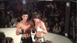 getlinkyoutube.com-Bad Blood 4 Fight 11   Ben Chesser vs Daniel Bradley